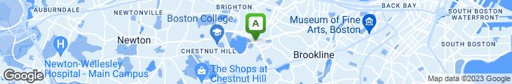 Map of CitySide