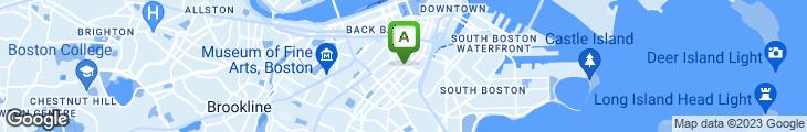 Map of Morse Fish Company