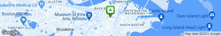 Map of Sage Restaurant