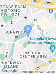 Wheelock College map