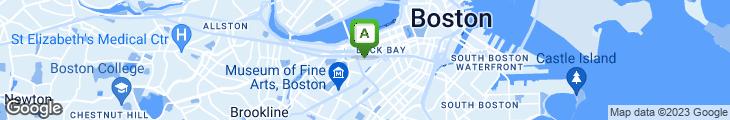 Map of Bukowski Tavern