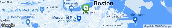 Map of Lir Irish Pub & Restaurant