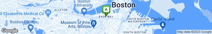 Map of City Bar