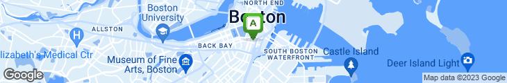 Map of Big Fish Seafood Restaurant