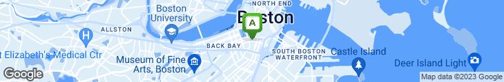 Map of Rock Bottom