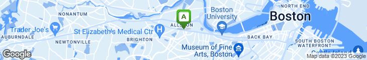 Map of Big City
