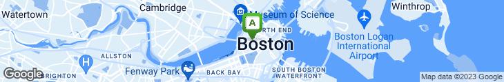 Map of Cafe Podima