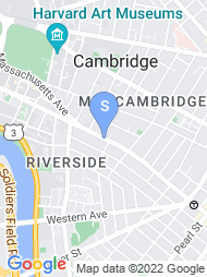 Cambridge College map