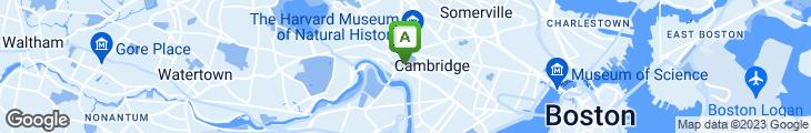 Map of Sandrine's Bistro