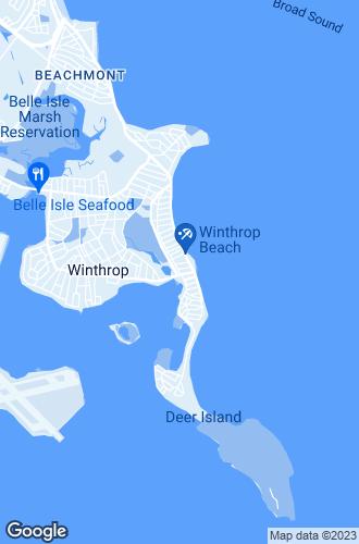 Map of Winthrop
