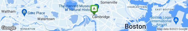 Map of C'est Bon