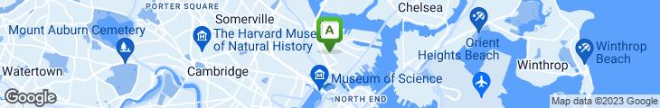 Map of New Speedy Chen's