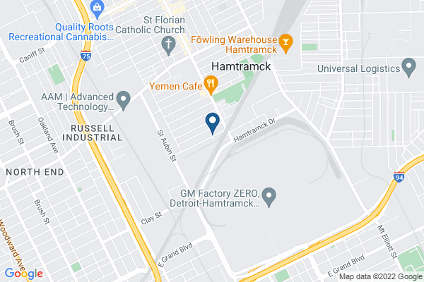 Map of Hanley International Academy