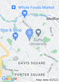 Tufts University map