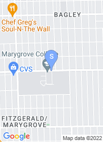 Marygrove College map