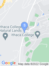 Ithaca College map