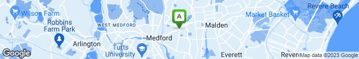 Map of Mei Ling's