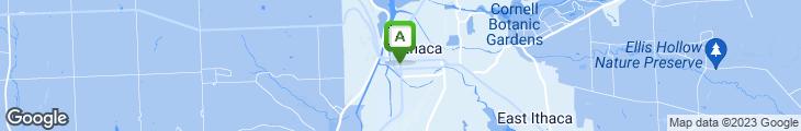 Map of Pancho Villa Mexican Restaurant