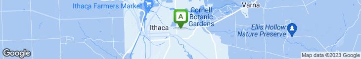 Map of Plum Tree Japanese Restaurant