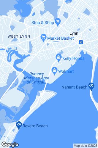 Map of Lynn