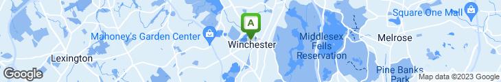 Map of Bruegger's