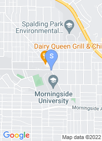 Morningside College map