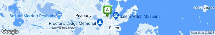 Map of Sushi Garden