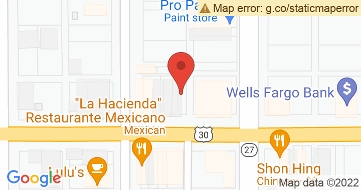 Zions Bank Location Map