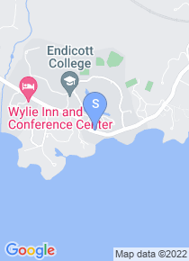 Endicott College map