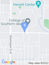 College of Southern Idaho map
