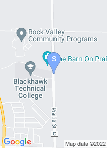 Blackhawk Technical College map