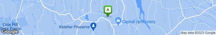 Map of 99 Restaurant