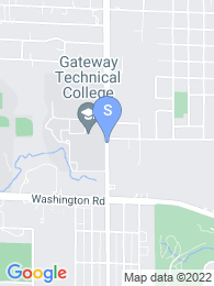 Gateway Technical College map