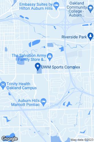 Map of Pontiac