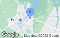 Map of Essex, MA