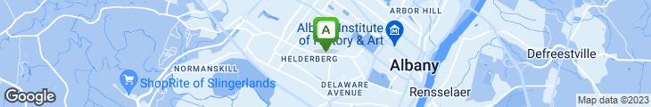 Map of Capital City Gastropub