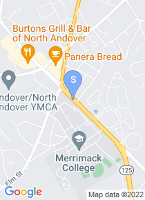 Merrimack College map