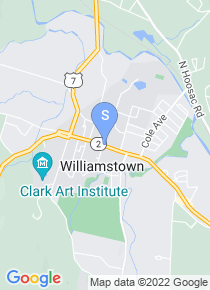 Williams College map