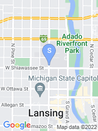 Lansing Community College map