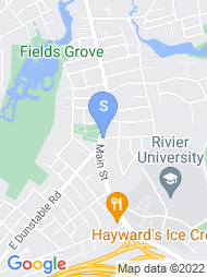 Rivier College map