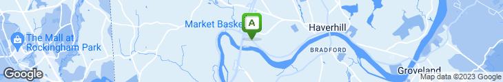 Map of Ninety Nine Restaurant & Pub
