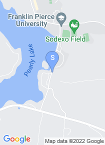 Franklin Pierce University map