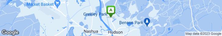 Map of Green Tea Restaurant