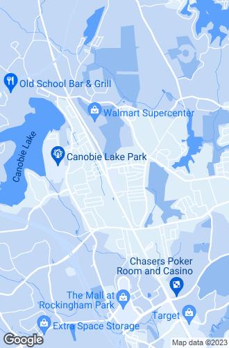 Map of Salem
