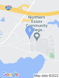 Northern Essex Community College map
