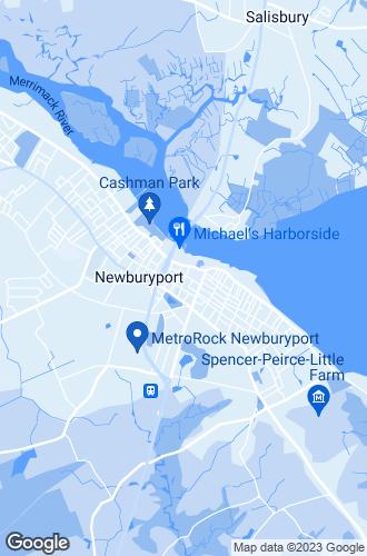 Map of Newburyport