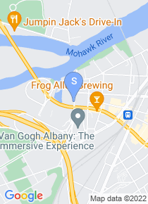Schenectady County Community College map