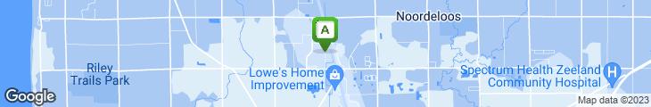 Map of Russ' Restaurant