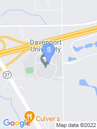 Davenport University map