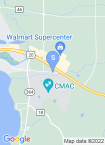 Finger Lakes Community College map